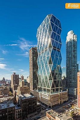 معماری آسمان خراش های منتخب در سال 2016