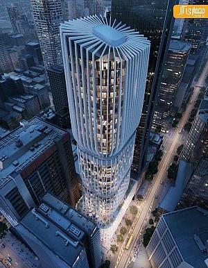 برج 54 طبقه، طراحی زاها حدید!