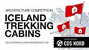 رقابت طراحی اقامتگاه های موقت در مسیرهای کوه پیمایی ایسلند