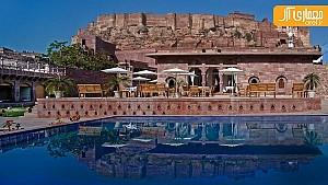 معرفی هتل RAAS در هند برنده جایزه فستیوال معماری 2011