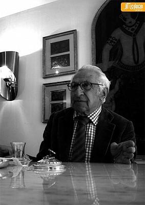 دوشنبه های آشنایی با معماران ایرانی: عبدالعزیز فرمانفرمائیان