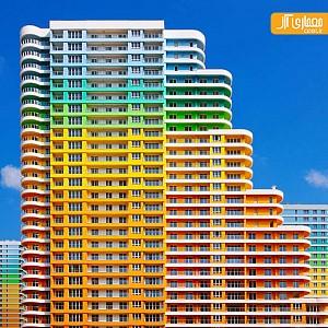 یک شنبه های عکاسی: رنگ، هندسه و تقارن در شهر استانبول