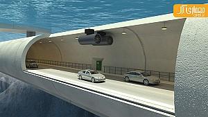 تکنولوژی پیشرفته در معماری پل شناور