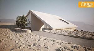 راز شگفت انگیزِ معماری در کویر!