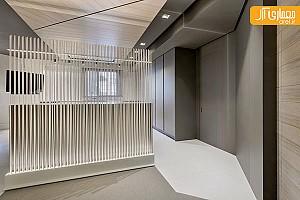 نمونه دکوراسیون داخلی  منزل به سبک مدرن