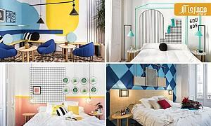 آثار گرافیکی، متمایز کننده طراحی داخلی هتل اسپانیایی