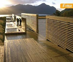 طراحی مسیرهای گردشگری نروژ