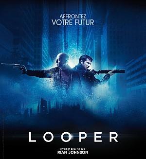 پنج شنبه های سینما و معماری: چرخه گر (Looper)
