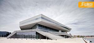طرح کتابخانه عمومی در دانمارک، برنده جایزه 2016