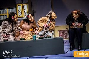 سه شنبه های تئاتر: تهمینه در هفت خان رستم، فردا، خوشبختی های کوچک سوسک شدن