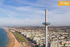 معرفی بلندترین و باریک ترین برج جهان در انگلیس