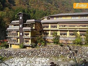 هتل 1300 ساله نیشیاما اونسن