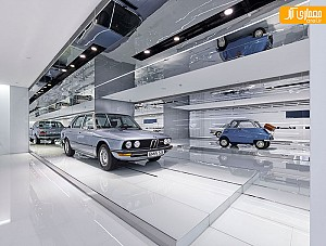 معماری موزه BMW Vintage در چین