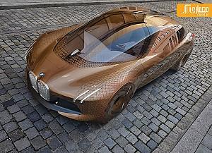 خودوری مفهومی BMW Vision 100: ماشین ایده آل رویاها