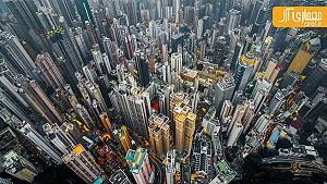 یک شنبه های عکاسی:  تصاویر هوایی از جنگل شهری هنگ کنگ
