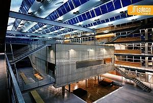 دانشکده معماری شاهکاری از برنارد چومی