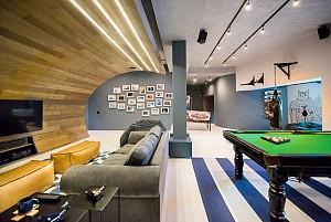 نگاهی متفاوت به طراحی داخلی خانه!