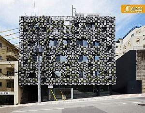 طراحی قطعه سبز اثری از معمار خلاق کنگو کوما