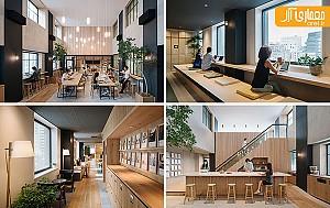 طراحی داخلی دفتر اداری به راحتی منزل