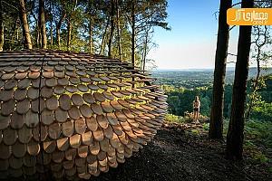سرپناه چوبی، آخرین طراحی  Giles Miller