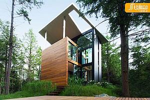 معماری ویلای مفهومی توسط گروه معماری YH2