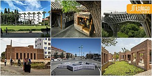 پروژه های منتخب جایزه آقا خان 2016