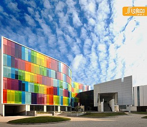 بازی رنگ و نور در طراحی نما