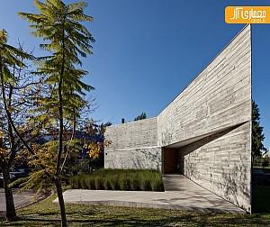 خانه L شکل، اثری شگفت انگیز در آرژانتین
