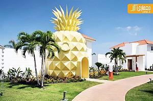 ویلای آناناسی برای طرفداران باب اسفنجی