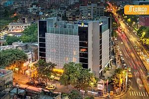 معماری هتل