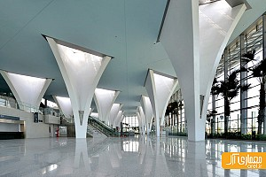 ایستگاه قطار سریع چانگ ها در تایوان