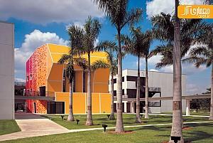 دانشکده معماری دانشگاه بین المللی فلوریدا