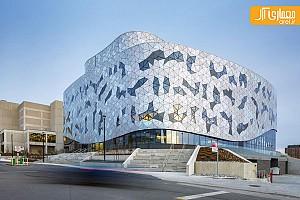 نگاهی به معماری و طراحی نمای دانشگاه مهندسی