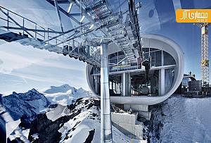معماری ساختمان در ارتفاع 3300 متری چه شکلی است؟