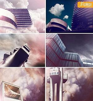 یکشنبه های عکاسی: تصاویری از معماری به سبک بروتالیسم