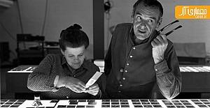 شنبه های طراحی صنعتی: چارلز و ری ایمز، زوج طراح