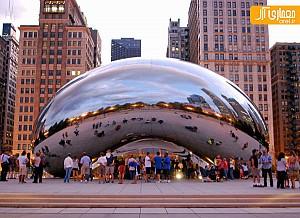 نگاهی به لوبیای غولپیکر در ایالت شیکاگو!