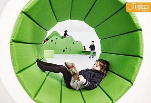 طراحی محیط آموزشی غیر رسمی برای کودکان