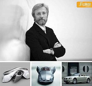شنبه های طراحی صنعتی: کریس بنگل، طراح انقلابی صنعت خودرو
