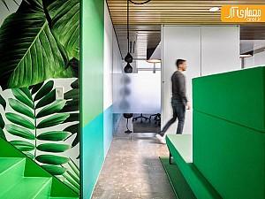طراحی یک محیط کاری بانشاط!