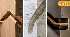 ایده ای جالب برای طراحی دستگیره پله