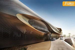 طراحی مرکز مدیریت میراث شهری در عربستان ، توسط استودیو زاهاحدید+ ویدئو