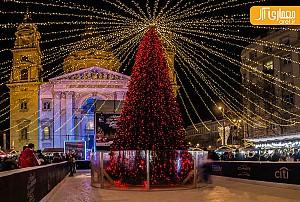 یک شنبه های عکاسی: کریسمس در بوداپست