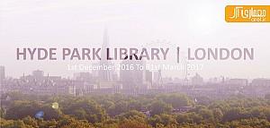 مسابقه بین المللی طراحی کتابخانه ی عمومی در هاید پارک لندن