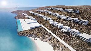 طراحی اقامتگاه ساحلی به صورت ریتمیک