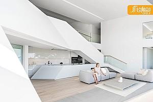 ویلا  هالیوود، طرحی از گروه معماری اَرشیا