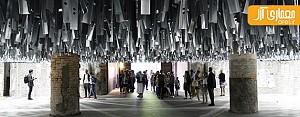 ساخت اتاقی با 100 تن مواد زائد در دوسالانه معماری ونیز 2016