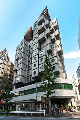 گذری برنظریه معماری متابولیست: کیشو کوروکاوا