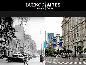 یک شنبه های عکاسی: 20 تصویر از قبل و بعد شهر بوئنوس آیرس