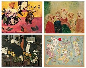 دوشنبه های هنرهای تجسمی: نمایشگاه گنجینه موزه هنرهای معاصر تهران